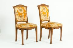 Early 20th Century Louis Majorelle Pair Side Chair - 1169972