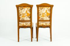 Early 20th Century Louis Majorelle Pair Side Chair - 1169974