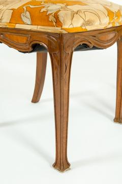 Early 20th Century Louis Majorelle Pair Side Chair - 1169982