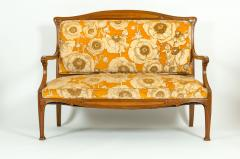 Early 20th Century Louis Majorelle Three Piece Seating Set - 1169946