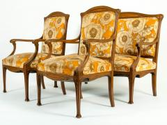 Early 20th Century Louis Majorelle Three Piece Seating Set - 1169947