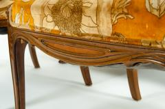 Early 20th Century Louis Majorelle Three Piece Seating Set - 1169954