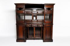 Early 20th Century Vintage British Colonial Ticket Booth - 1140892
