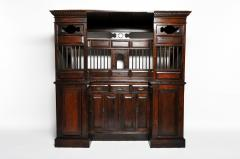 Early 20th Century Vintage British Colonial Ticket Booth - 1140893