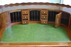 Early Edwardian Carlton House Desk - 1854370