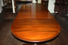 Early Edwardian Double Pedestal Dining Table - 1464782