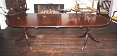 Early Edwardian Double Pedestal Dining Table - 1464787