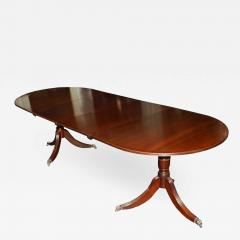 Early Edwardian Double Pedestal Dining Table - 1465469