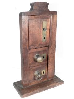 Early French Hardware Store Counter Display - 746628