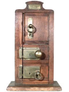 Early French Hardware Store Counter Display - 746629