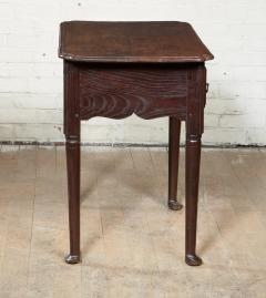 Early Georgian Oak Lowboy - 1959383