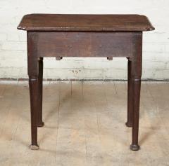 Early Georgian Oak Lowboy - 1959385