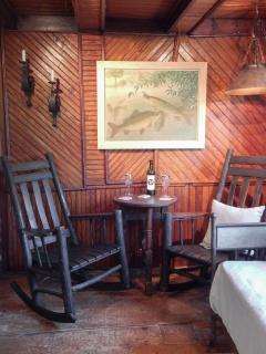 Early Handmade Adirondack Rockers - 2042238