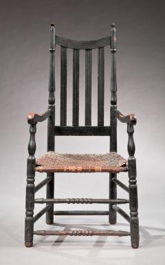 Early Slat Back Armchair - 191033