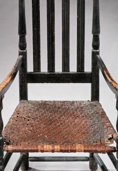 Early Slat Back Armchair - 191034