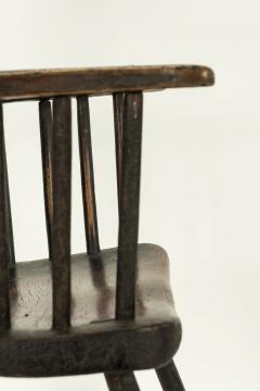 Early Welsh Primitive Windsor Armchair - 2068100