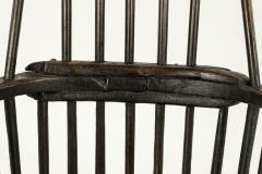 Early Welsh Primitive Windsor Armchair - 2068102