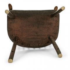 Early Welsh Primitive Windsor Armchair - 2068104