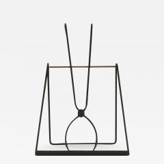 Easel Standing Fireplace Tool Set by Illums Bohlighus - 777243