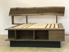 Eben Blaney Custom Queen Bed with Storage - 1180769