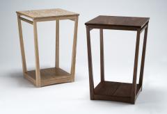 Eben Blaney Tapered Frame Side Tables - 550576