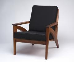Eben Blaney Wise Lounge Chair - 598044