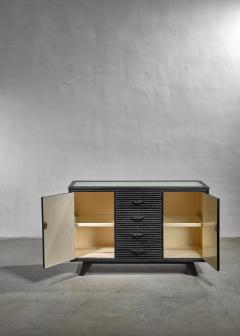 Ebonized oak sideboard by Angraves - 1065329