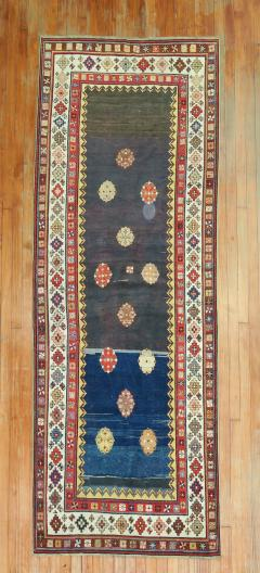 Eclectic Talish Antique Runner rug no j1822 - 1475659