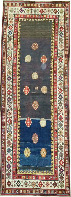 Eclectic Talish Antique Runner rug no j1822 - 1476100