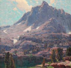 Edgar Alwin Payne Fifth Lake Peaks High Sierras - 2144070