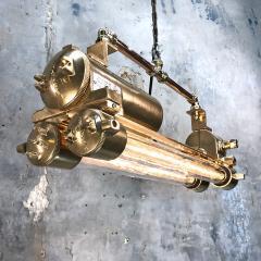 Edison Flameproof Striplight Gold - 985453