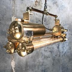 Edison Flameproof Striplight Gold - 985463