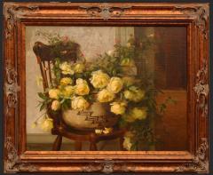 Edith White Still Life of Roses - 1589393
