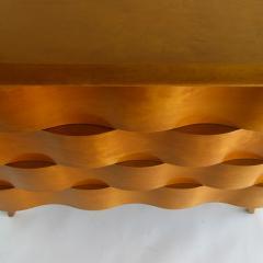 Edmond Spence American Modern Birch and Maple Wavefront Dresser - 1239826