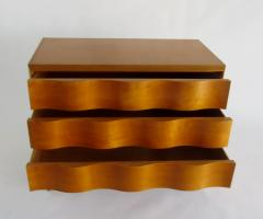 Edmond Spence American Modern Birch and Maple Wavefront Dresser - 1239837
