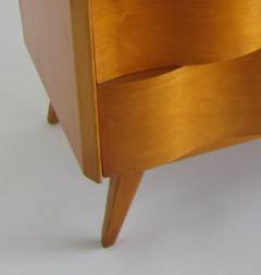 Edmond Spence American Modern Birch and Maple Wavefront Dresser - 1239840