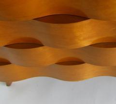 Edmond Spence American Modern Birch and Maple Wavefront Dresser - 1239841