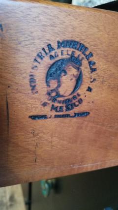 Edmond Spence Edmond J Spence Drop Front Desk for Industria Mueblera S A Mexico 1960 - 1148342
