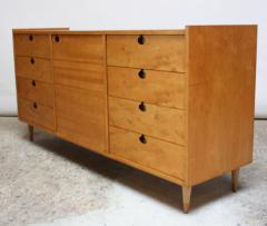 Edmond Spence Edmond J Spence Sideboard in Maple and Brass - 425427