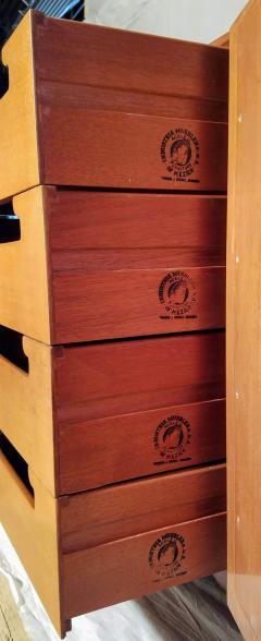 Edmond Spence Mahogany Sideboard Buffet Edmond Spence Industria Mueblera S A circa 1950s - 1847405