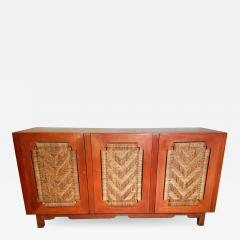 Edmond Spence Mahogany Sideboard Buffet Edmond Spence Industria Mueblera S A circa 1950s - 1848324