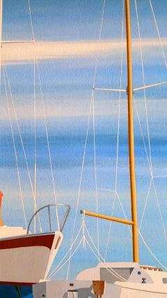 Edmund D Lewandowski Sail Boats - 456037