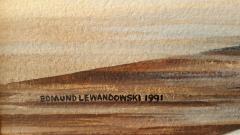 Edmund D Lewandowski Sail Boats - 456038