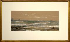 Edmund Darch Lewis Sailing off the Coast - 1447953