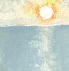 Edmund Ernest Kosmowski The Blue Sailboat  - 1846348