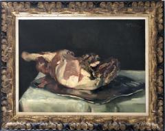 Edmund Pick Morino Still Life With Ham - 1192771