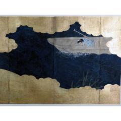 Edo Period Screen - 1006924