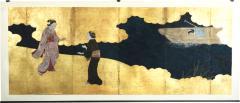 Edo Period Screen - 1007080