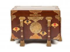 Edo lacquer chest karabitsu - 2075200