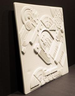 Eduardo Paolozzi Eduardo Paolozzi Plaque for Rosenthal - 762929